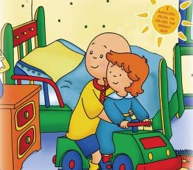 BIG BROTHER CAILLOU & OTHER ADVENTURES