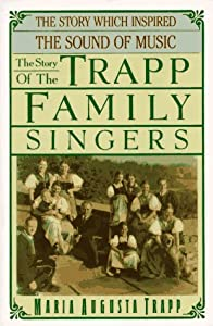 "Cover of ""The Story of the Trapp Family S..."