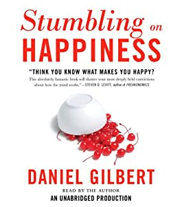 "Cover of ""Stumbling on Happiness"""