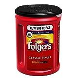 Folgers Coffee, Classic(Medium) Roast, 48 Ounce