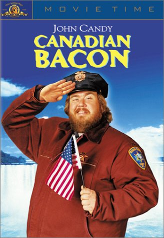 """Cover of film """"Canadian Bacon"""""""