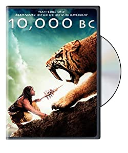 """Cover of """"10,000 B.C."""""""