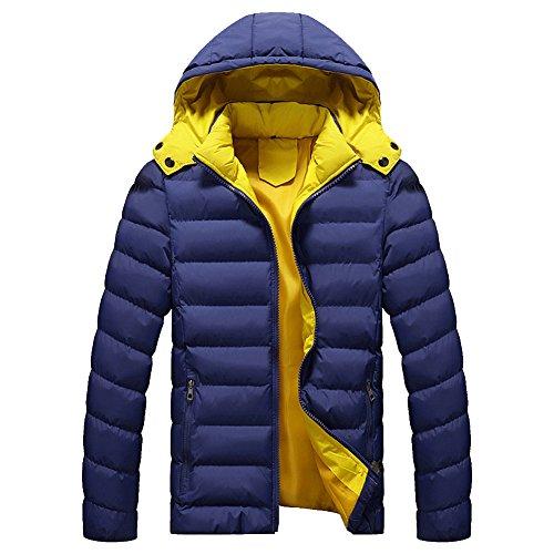 ELEAR® Herren Daunenjacke Winterjacke Daunenmantel Jacken Daunen Winter Jacke M-5XL