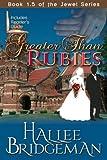 Greater Than Rubies (Christian Romance) (The Jewel Series)