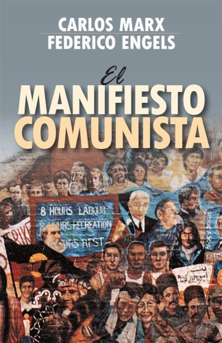 "Cover of ""El manifiesto comunista"""