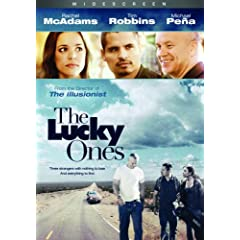 """ENTER TO WIN A COPY OF """"THE LUCKY ONES"""" 3"""