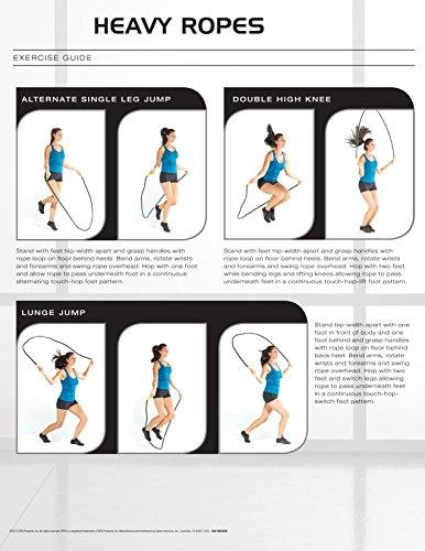 SPRI Heavy Jump Rope (6-Pound)