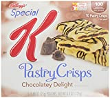 Special K Pastry Crisps, Chocolate, 4.4-Ounce