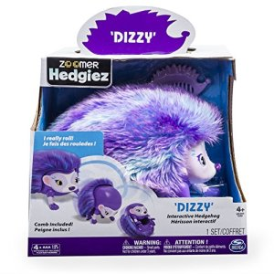 Zoomer-Hedgiez-Dizzy-Interactive-Hedgehog-with-Lights-Sounds-and-Sensors-by-Spin-Master