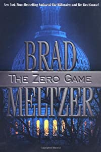 "Cover of ""The Zero Game"""