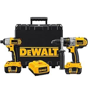 DEWALT DCK275L 18-Volt XRP Lithium-Ion Drill/Impact Combo Kit