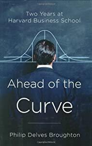 "Cover of ""Ahead of the Curve: Two Years a..."