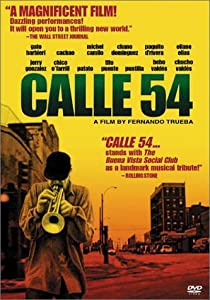 """Cover of """"Calle 54"""""""