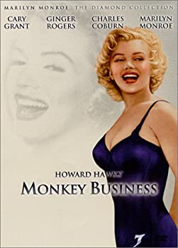 "Cover of ""Monkey Business"""
