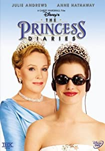 "Cover of ""The Princess Diaries (Full Scre..."