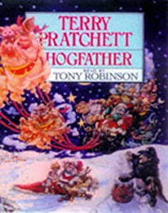 """Cover of """"Hogfather (Discworld)"""""""