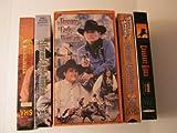 The Faith Adventures of Wichita Slim (The Gunslinger/The Treasure of Eagle Mountain/Covenant Rider) [VHS]