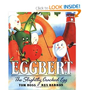 Eggbert: The Slightly Cracked Egg (Paperstar)