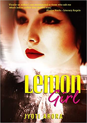 Lemon Girl book cover