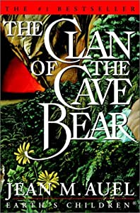 """Cover of """"The Clan of the Cave Bear"""""""