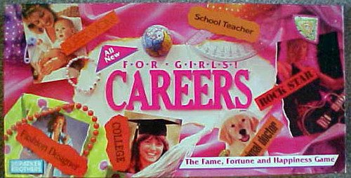 careers for girls