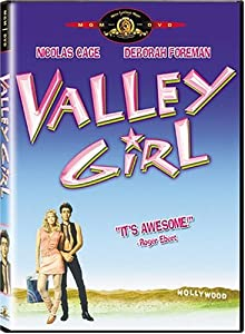 """Cover of """"Valley Girl"""""""
