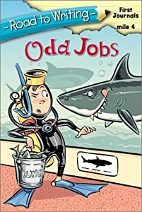 """Cover of """"Odd Jobs (Road to Writing)"""""""