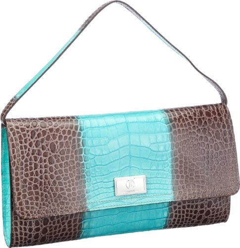Bogner Leather Beyonce 0092015, Damen Clutches 30x17x5 cm (B x H x T)