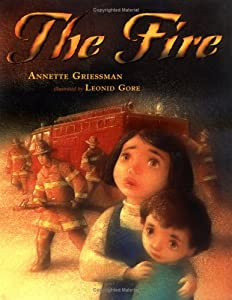 "Cover of ""The Fire"""
