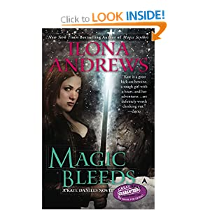 Magic Bleeds (Kate Daniels, Book 4)