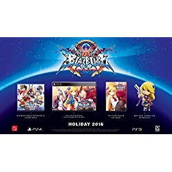 BlazBlue: Central Fiction Limited Edition - PlayStation 4