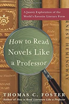 "Cover of ""How to Read Novels Like a Profe..."