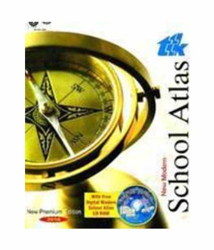 New Modern School Atlas Ttk.