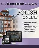 Transparent Language Online - Polish - Student Edition [6 Month Online Access]