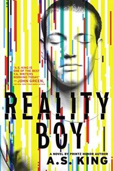Reality Boy by A.S. King| wearewordnerds.com