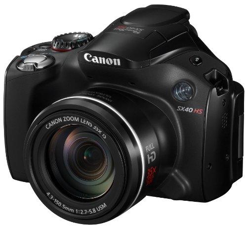 CANON デジタルカメラ PowerShot SX40 HS PSSX40HS