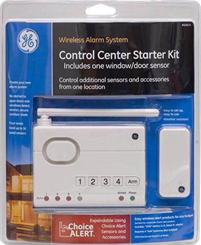 Ge Wireless Alarm System 45142