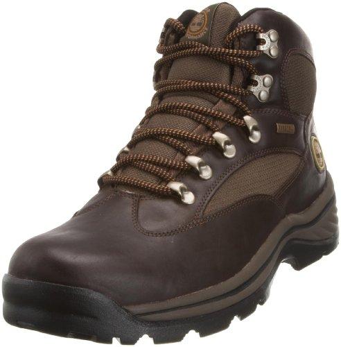 Timberland 15130 Chocorua Trail RG Hike FTP, Herren Sportschuhe - Wandern, Braun (Brown w/ Green), EU 45, (US 11)