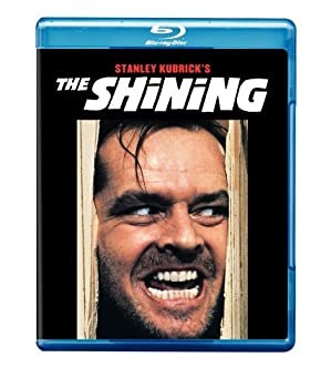 "Cover of ""The Shining [Blu-ray]"""