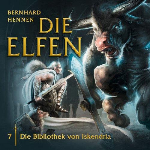 Die Elfen (7) Die Bibliothek von Iskendria (Folgenreich)