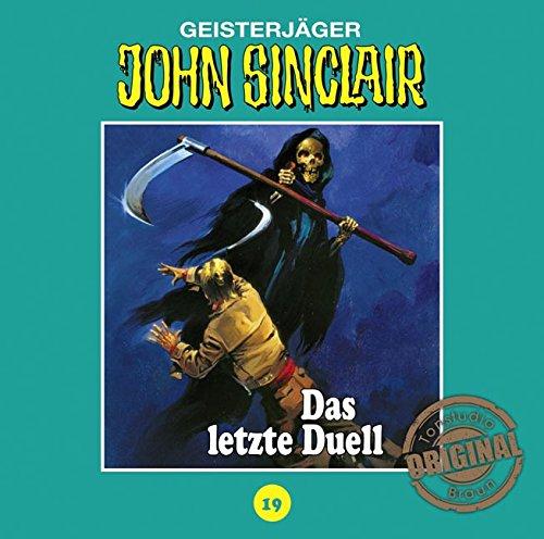 John Sinclair (19) Das letzte Duell (Teil 3/3) (Jason Dark) Tonstudio Braun / Lübbe Audio 2016