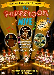 """Cover of """"The Puppetoon Movie"""""""