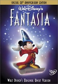 """Cover of """"Fantasia (Special 60th Annivers..."""