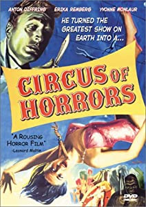 "Cover of ""Circus of Horrors"""