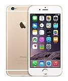 【国内版SIMフリー】 iPhone 6 64GB ゴールド 白ロム Apple 4.7インチ