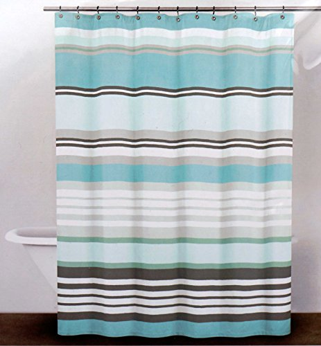 deals for dkny fabric shower curtain urban lines reef blue buy bathroom supplies online