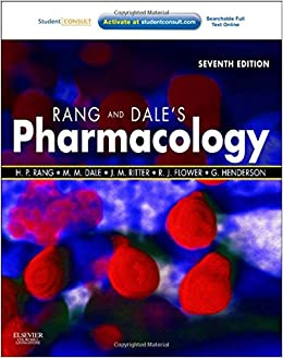 Image result for rang and dale pharmacology