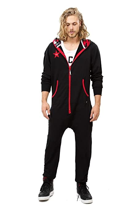 ADULT Men's Classic Onesie/OneZ/Jumpsuit, unisex one piece