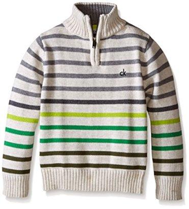 Calvin-Klein-Boys-Code-Stripe-Half-Zip-Sweater