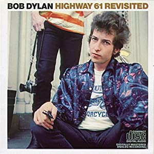 "Cover of ""Highway 61 Revisited"""